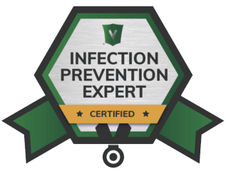 victory innovations certified infection prevention expert